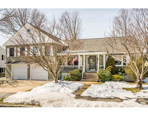 واحد منزل الأسرة للـ Sale في 3 Landers Road 3 Landers Road Stoneham, Massachusetts 02180 United States
