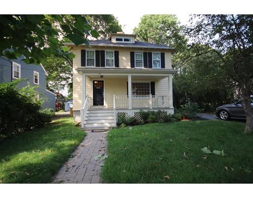 واحد منزل الأسرة للـ Rent في 30 Farmcrest Avenue 30 Farmcrest Avenue Lexington, Massachusetts 02421 United States