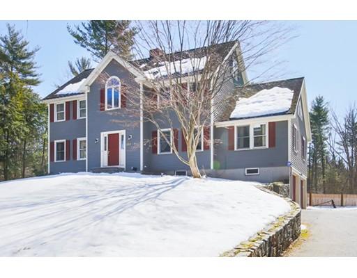 Частный односемейный дом для того Продажа на 159 Dodge Road 159 Dodge Road Rowley, Массачусетс 01969 Соединенные Штаты