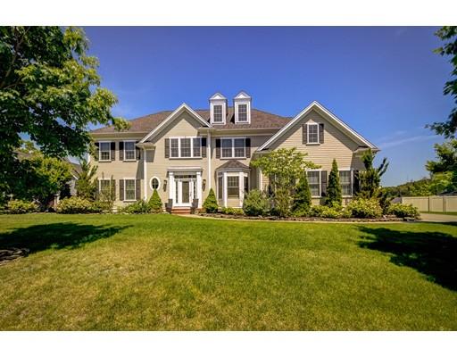 Частный односемейный дом для того Продажа на 3 Walnut Hill Drive 3 Walnut Hill Drive Natick, Массачусетс 01760 Соединенные Штаты
