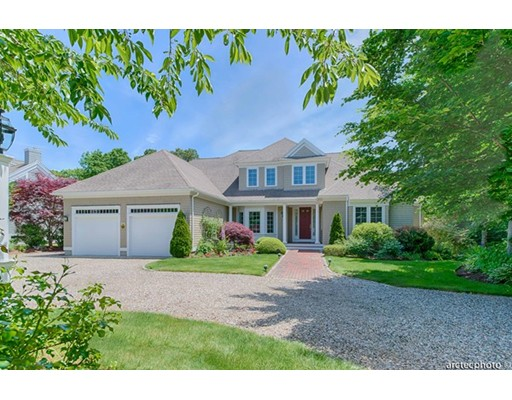 Single Family Home for Sale at 57 The Heights 57 The Heights Mashpee, Massachusetts 02649 United States