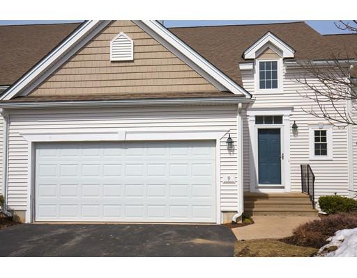 Appartement en copropriété pour l Vente à 9 Bluebird. Drive 9 Bluebird. Drive Grafton, Massachusetts 01560 États-Unis