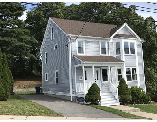 Tek Ailelik Ev için Satış at 29 Maplewood Street 29 Maplewood Street Boston, Massachusetts 02132 Amerika Birleşik Devletleri