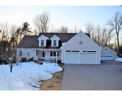 Casa Unifamiliar por un Venta en 3 Craine Road 3 Craine Road Hampstead, Nueva Hampshire 03826 Estados Unidos