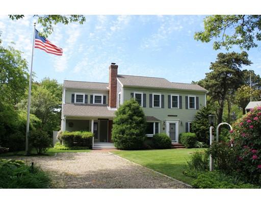 Maison unifamiliale pour l Vente à 104 Bucks Creek Road 104 Bucks Creek Road Chatham, Massachusetts 02669 États-Unis