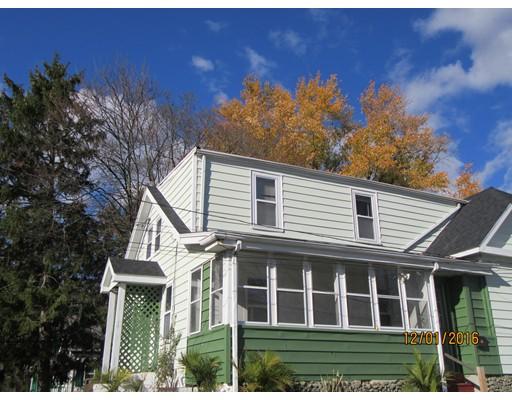 Casa Unifamiliar por un Alquiler en 396 East Street 396 East Street Weymouth, Massachusetts 02189 Estados Unidos
