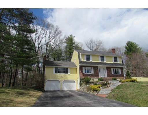 Maison unifamiliale pour l Vente à 19 Ridgeview Road 19 Ridgeview Road Topsfield, Massachusetts 01983 États-Unis