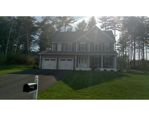 Maison unifamiliale pour l Vente à 1 Julia Way 1 Julia Way Wilbraham, Massachusetts 01095 États-Unis