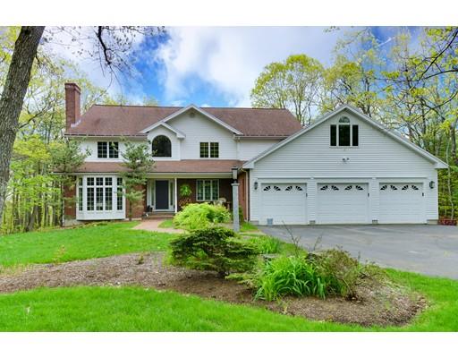 Casa Unifamiliar por un Venta en 24 Woodstone Road 24 Woodstone Road Northborough, Massachusetts 01532 Estados Unidos