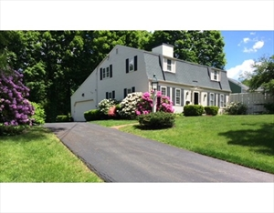 29 Bayberry Rd  is a similar property to 9 Weeks Rd  Danvers Ma