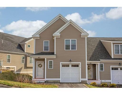 Appartement en copropriété pour l Vente à 42 Longview Circle 42 Longview Circle Ayer, Massachusetts 01432 États-Unis