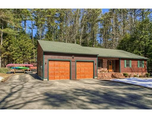 Частный односемейный дом для того Продажа на 330 Maple Street 330 Maple Street Winchendon, Массачусетс 01475 Соединенные Штаты