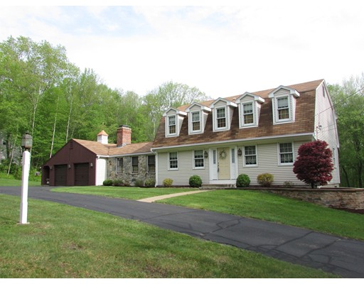 Single Family Home for Sale at 45 Handel 45 Handel Stafford, Connecticut 06076 United States