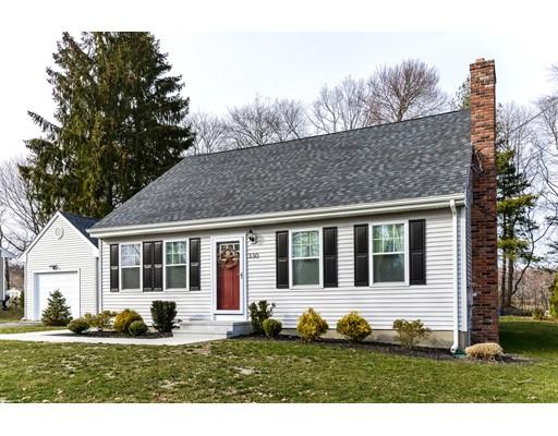 واحد منزل الأسرة للـ Sale في 330 Highview Avenue 330 Highview Avenue Somerset, Massachusetts 02726 United States