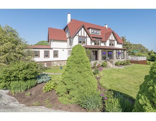 Maison unifamiliale pour l Vente à 20 Edgemoor Road 20 Edgemoor Road Gloucester, Massachusetts 01930 États-Unis
