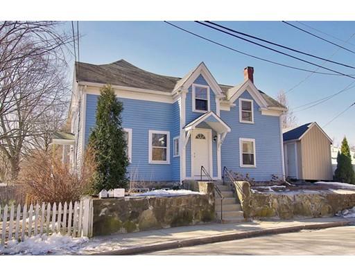 164 Gardner Street, Boston, MA 02472