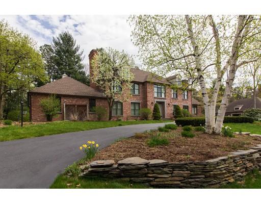 Casa Unifamiliar por un Venta en 79 Ashford Road 79 Ashford Road Longmeadow, Massachusetts 01106 Estados Unidos