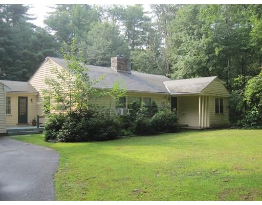 独户住宅 为 出租 在 276 Dutton Road 276 Dutton Road 萨德伯里, 马萨诸塞州 01776 美国