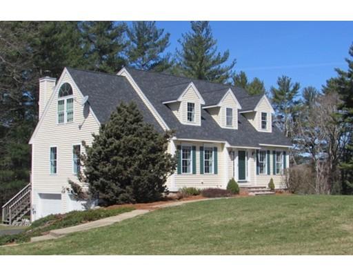 Частный односемейный дом для того Продажа на 84 Weldon Farm Road 84 Weldon Farm Road Rowley, Массачусетс 01969 Соединенные Штаты