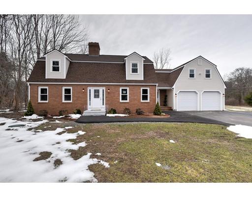 Casa Unifamiliar por un Venta en 1 Old Orchard Lane 1 Old Orchard Lane East Bridgewater, Massachusetts 02333 Estados Unidos