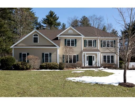 Maison unifamiliale pour l Vente à 4 Chippewa Lane 4 Chippewa Lane Sharon, Massachusetts 02067 États-Unis