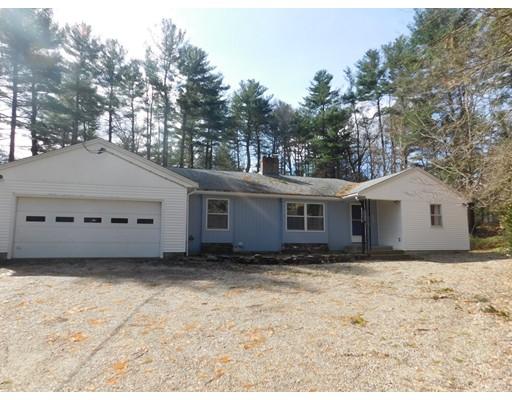 Casa Unifamiliar por un Venta en 542 County Road 542 County Road Hanson, Massachusetts 02341 Estados Unidos