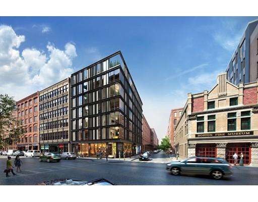 Condominium for Rent at 10 Farnsworth Street #2A 10 Farnsworth Street #2A Boston, Massachusetts 02210 United States