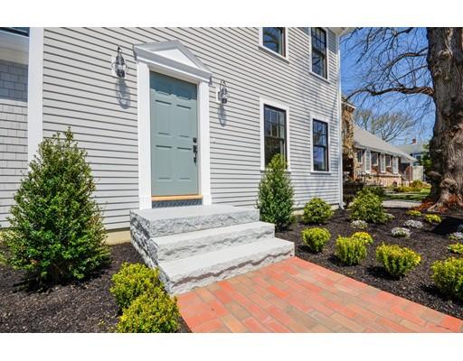 Maison unifamiliale pour l Vente à 41 Main Street 41 Main Street Marion, Massachusetts 02738 États-Unis