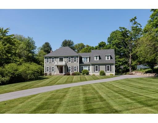 Casa Unifamiliar por un Venta en 279 Eliot Street 279 Eliot Street Natick, Massachusetts 01760 Estados Unidos