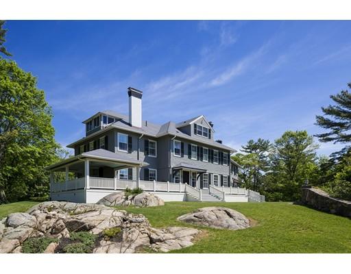 Casa Unifamiliar por un Venta en 73 Bridge Street 73 Bridge Street Manchester, Massachusetts 01944 Estados Unidos