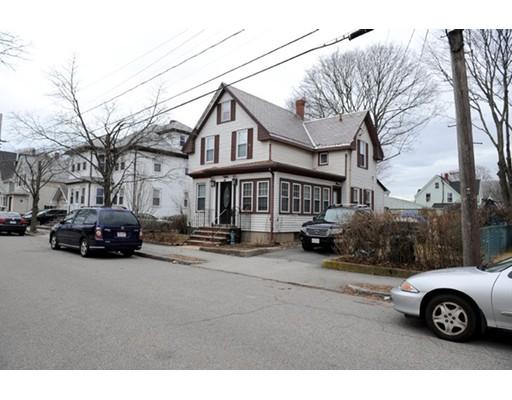 Частный односемейный дом для того Продажа на 72 Rodman Street 72 Rodman Street Quincy, Массачусетс 02169 Соединенные Штаты