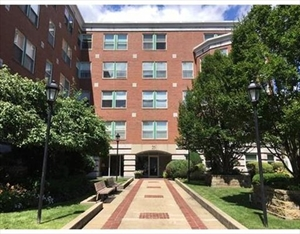 25 Marion St 16 is a similar property to 195 Cypress St  Brookline Ma