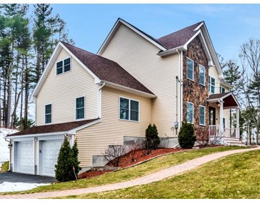 独户住宅 为 销售 在 185 EDGE HILL Road 185 EDGE HILL Road 莎伦, 马萨诸塞州 02067 美国