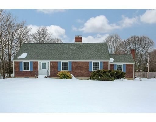 Частный односемейный дом для того Продажа на 45 Pine Street 45 Pine Street Danvers, Массачусетс 01923 Соединенные Штаты