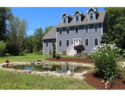 Частный односемейный дом для того Продажа на 50 Cross Street 50 Cross Street Rowley, Массачусетс 01969 Соединенные Штаты
