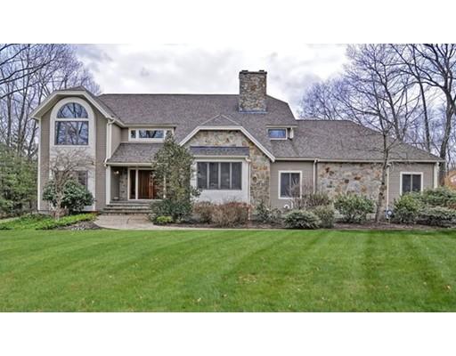 Maison unifamiliale pour l Vente à 36 Eisenhower Drive 36 Eisenhower Drive Sharon, Massachusetts 02067 États-Unis