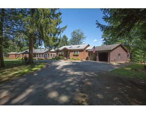 Maison unifamiliale pour l Vente à 50 Fire Road 10 50 Fire Road 10 Lancaster, Massachusetts 01523 États-Unis