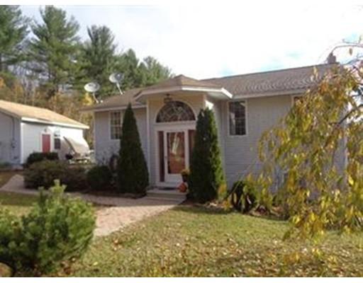 Casa Unifamiliar por un Venta en 102 Bliss Hill Road 102 Bliss Hill Road Royalston, Massachusetts 01368 Estados Unidos
