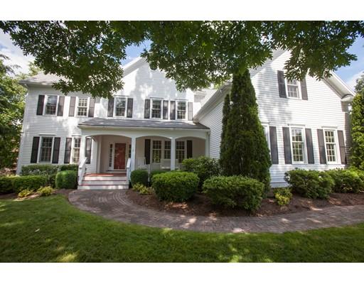 Частный односемейный дом для того Продажа на 2 Woodbury Lane 2 Woodbury Lane Natick, Массачусетс 01760 Соединенные Штаты