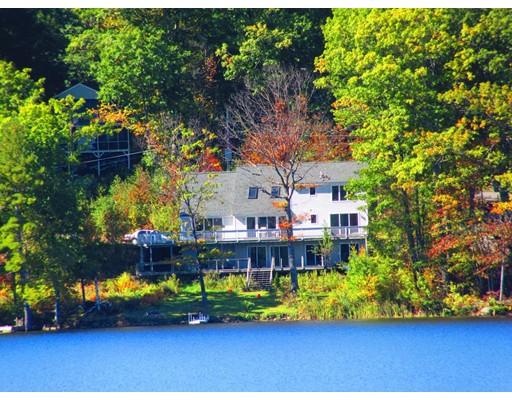 Single Family Home for Sale at 10 Sunset Drive 10 Sunset Drive Ashburnham, Massachusetts 01430 United States