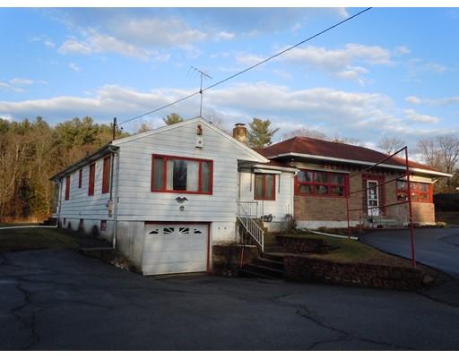 Частный односемейный дом для того Аренда на 591 Merriam Avenue 591 Merriam Avenue Leominster, Массачусетс 01453 Соединенные Штаты