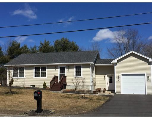 Частный односемейный дом для того Продажа на 718 Spring Street 718 Spring Street Winchendon, Массачусетс 01475 Соединенные Штаты