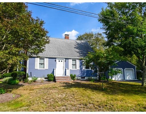 Casa Unifamiliar por un Venta en 459 Cedar Street 459 Cedar Street East Bridgewater, Massachusetts 02333 Estados Unidos
