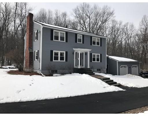 Частный односемейный дом для того Продажа на 10 Hammond Street 10 Hammond Street Leicester, Массачусетс 01542 Соединенные Штаты