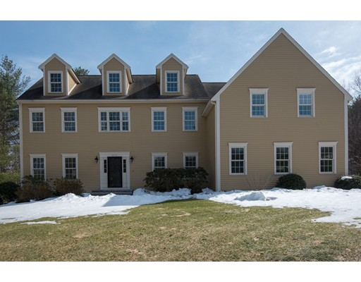 Частный односемейный дом для того Продажа на 478 Central Street 478 Central Street Boylston, Массачусетс 01505 Соединенные Штаты