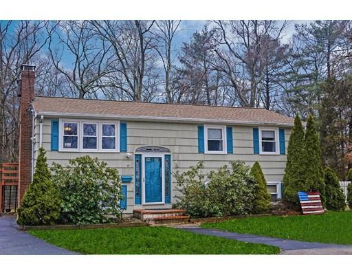 Частный односемейный дом для того Продажа на 14 Ballum Road 14 Ballum Road Avon, Массачусетс 02322 Соединенные Штаты