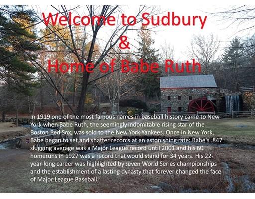 23 Babe Ruth Drive, Sudbury, MA, 01776