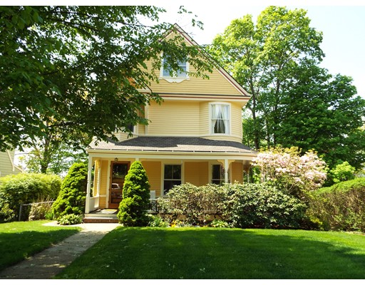 Tek Ailelik Ev için Satış at 138 Mount Vernon Street 138 Mount Vernon Street Boston, Massachusetts 02132 Amerika Birleşik Devletleri