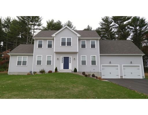 独户住宅 为 销售 在 10 Rifleman Way 10 Rifleman Way 阿克斯布里奇, 马萨诸塞州 01569 美国