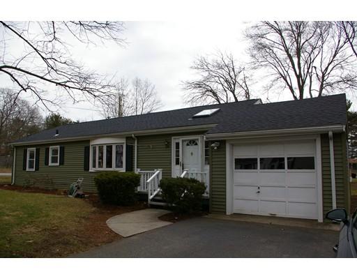 Casa Unifamiliar por un Venta en 14 Spring Street 14 Spring Street Holbrook, Massachusetts 02343 Estados Unidos
